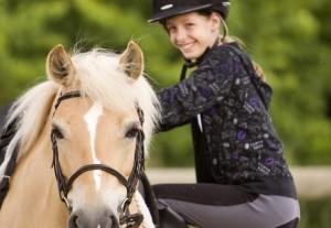 bambini preparazione atletica per l'equitazione
