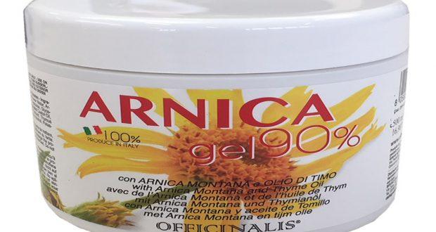 Officinalis Arnica Gel 90%, utile nei cavalli per contrastare ematomi e distorsioni