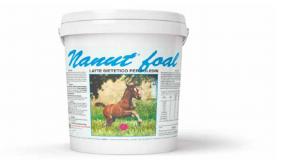Nanut Foal, mangime complementare utile per l'allattamento dei puledri